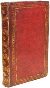 YOUNG, Edward. Night Thoughts. With a Life of the Author. (FIRST EDITION - 1798)
