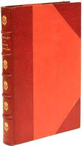 FITZGERALD, Edward. The Rubaiyat Of Omar Khayyam. (THE GOLDEN TREASURY SERIES - 1909)