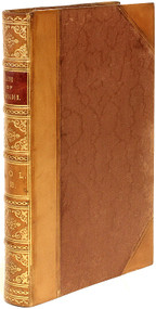SCOTT, Sir Walter. The Life of Napoleon Buonaparte, Emperor of The French. With a Preliminary View of The French Revolution. (9 VOLUMES - FIRST EDITION)