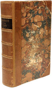 DICKENS, Charles. Dombey and Son. (1848 - FIRST EDITION BOUND FROM THE PARTS)