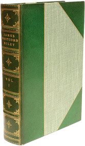 RILEY, James Whitcome. The Complete Works of James Whitcome Riley. (THE BIOGRAPHICAL EDITION - 6 VOLUMES - 1913)