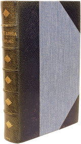 SUFFLING, Ernest R.. Epitaphia: Being a Collection of 1300 British Epitaphs Grave and Gay, Historical and Curious, Annotated with Biographical Notes, Anecdotes, Etc. (1909 - 1 VOLUME)