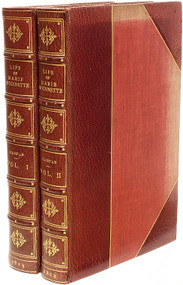 CAMPAN, Madame. Memoirs of The Private Life of Maria Antoinette, Queen of France & Navarre. To which are added, recollections, sketches, & anecdotes, illustrative of the Reigns of Louis XIV & Louis XVI. (SECOND EDITION - 1823 - 2 VOLUMES)