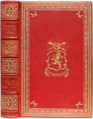 BYRON, Lord [George Gordon]. The Poetical Works of Lord Byron. (8 VOLUMES - 1839)