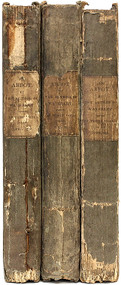 SCOTT, Sir Walter. The Abbot. (FIRST EDITION - 3 VOLUMES - 1820)