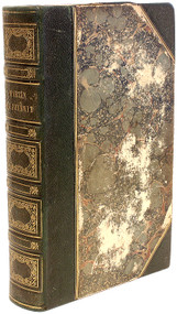 DICKENS, Charles. The Life and Adventures of Martin Chuzzlewit. (1844 - FIRST EDITION BOUND FROM THE PARTS)