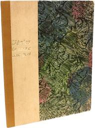 VERTES, Marcel. Le Pays A Mon Gout. (WITH 12 EROTIC PLATES - 1921)