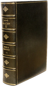 AUSTEN, Jane. The Novels of Jane Austen. (12 VOLUMES - THE WINCHESTER EDITION - 1905)