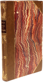 DICKENS, Charles. The Mystery of Edwin Drood. (FIRST EDITION BOUND FROM THE PARTS - 1870)