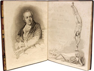 BLAIR, Robert (William Blake). The Grave, A Poem. (1808 - FIRST EDITION AND A SUBSCRIBERS COPY)