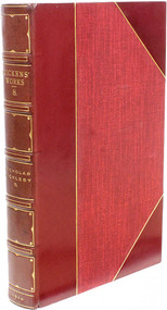 DICKENS, Charles. The Complete Works of Charles Dickens.  (THE CENTENARY EDITION - 36 VOLUMES - 1910)