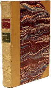 MARRYAT, Captain. Marryat's Novels. (17 VOLUMES - c. 1890)