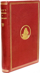 DODGSON, Charles Lutwidge: (Lewis Carroll). Alice's Adventures In Wonderland. (1866 - FIRST LONDON EDITION)