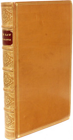 D'OYLEY, Sir Charles. Tom Raw, the Griffin; a burlesque poem in twelve cantos:... (FIRST EDITION - 1828)