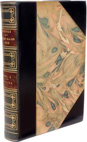 POE, Edgar Allan (John H. Ingram - editor). The Complete Works of Edgar Allen Poe.  (10 VOLUMES - 1902)