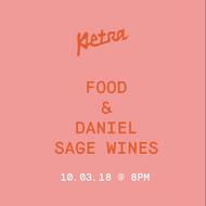 Daniel Sage Event