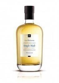 Les Moissons Organic Single Malt Whiskey