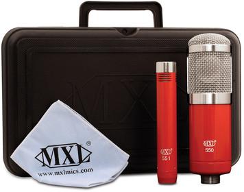 MXL 550/551R Recording Kit