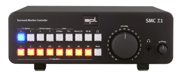 SPL SMC 7.1 Surround Monitor Controller