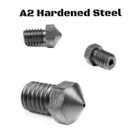 Micro Swiss Nozzle A2 Steel RepRap M6 -  3D Printing Canada