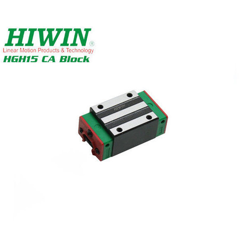 HIWIN - HGH15CA Linear Guide Block - 3D Printing Canada