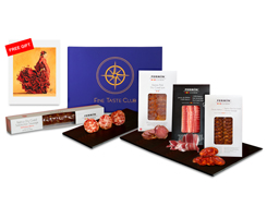 Specialty Cured Meats box