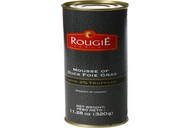 Mousse of duck foie gras with 2% truffle 11.28 oz. (320 g) by Rougie