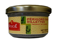 Perigord duck rillettes, 2.8 oz (80 g)