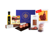 One of the biggest pleasures and privileges of life is to travel and discover the treasures of cultures and regions. Join an amazing journey to get the finest food from iconic gourmet regions of the world. Fine Taste Club Destination boxes are delivered to your door containing high quality products ready to enjoy. Each month features a new international regional selection, representing the best of that particular geography and culture.