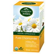 Pure Chamomile tea box 100% organic, 20 bags