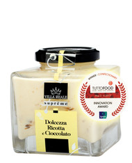 Italian Ricotta & Chocolate Sweet Cream, 7.76 oz (220g)