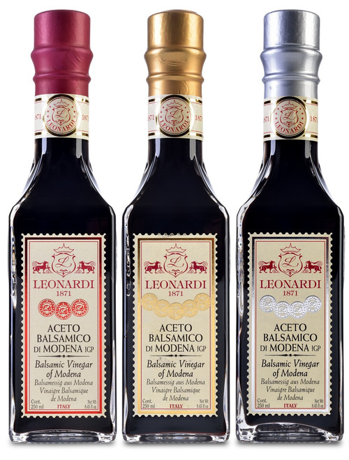 Balsamic Vinegar from Modena IGP - Collection