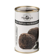 Truffle Thrills, Black Truffles and Mushrooms