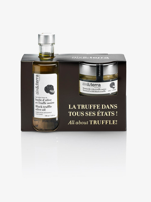 All about Truffle Pack - EVOO + Mustard