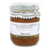 Porcini mushroom sauce