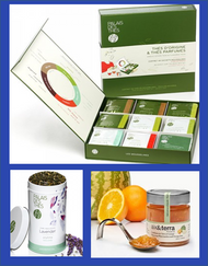 Tea Time French way Gift Box