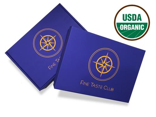 Organic Gourmet Gift Box