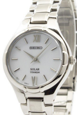 Seiko Ladies Titanium SUP277P1