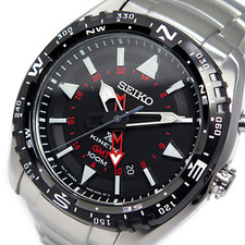 Seiko Prospex Kinetic GMT SUN049P1