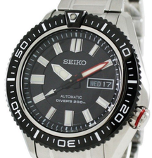 Seiko Automatic Divers SRP495K1