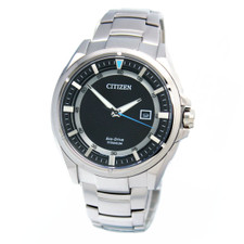 Citizen Mens Eco Drive Titanium AW1401-50E