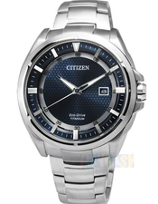 Citizen Mens Eco Drive Titanium AW1401-50L