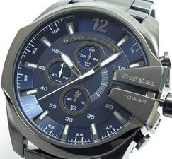Diesel Mens Mega Chief Chronograph DZ4329