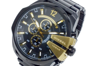 Diesel Mens Mega Chief Chronograph DZ4338