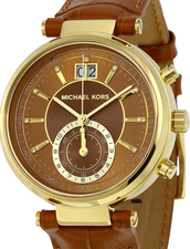 Michael Kors Womens Sawyer Chronograph MK2424