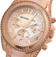Michael Kors Womens Blair Chronograph MK5943