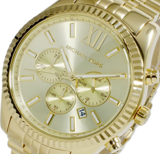 Michael Kors Mens Lexington Chronograph MK8281