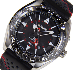 Seiko Mens Prospex Kinetic GMT SUN049P2