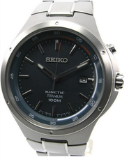 Seiko Mens Kinetic Titanium SKA711P1