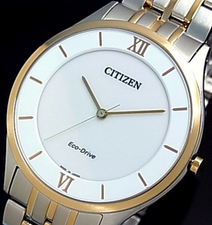 Citizen Eco Drive Mens Stiletto AR0074-51A